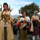 Gegants dels tres pobles organitzadors