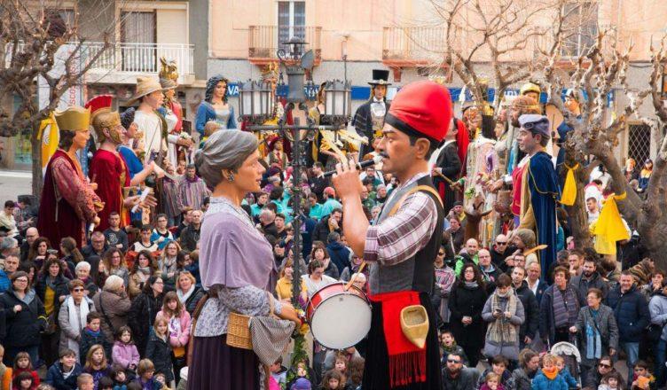 Gegants a Castellbisbal