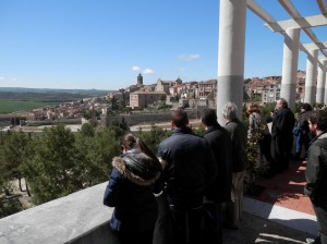 Visita als emplaçaments de Ciutat Gegantera