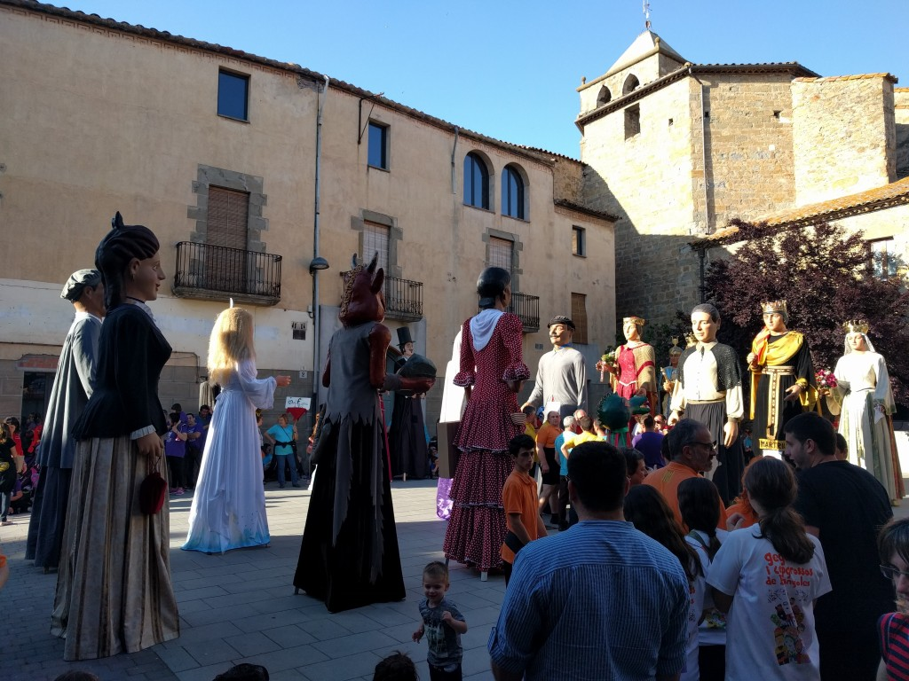 ball comarcal giroestany